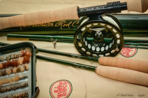 Suad Drkic - Angler / Winston rod & Danielsson reel
